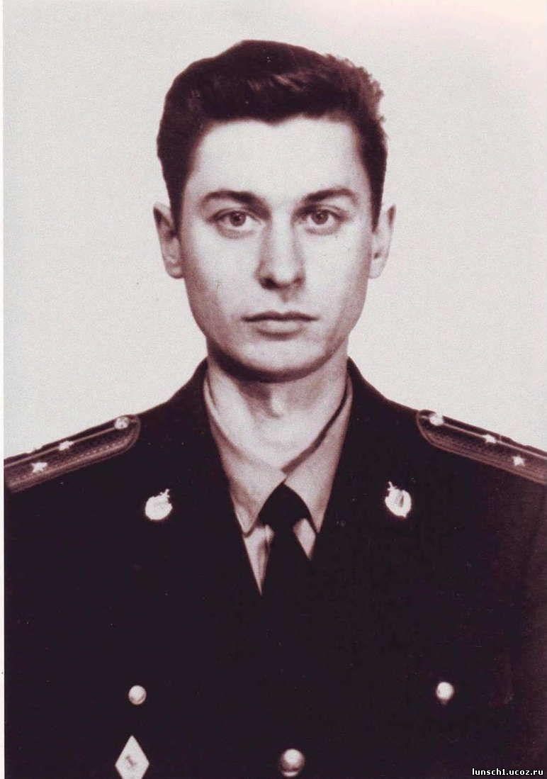 Наш выпускник Сергей Майоров